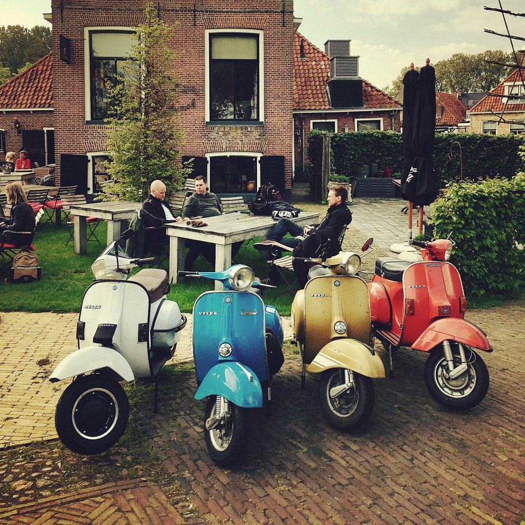 2017 Verjaarsrit Maarten